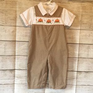 PETIT AMI FALL 2 PIECE BOYS SET SIZE 18M